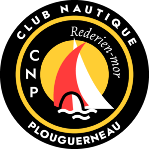 logo club nautique plouguerneau