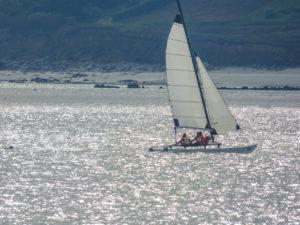Catamaran stage en groupe