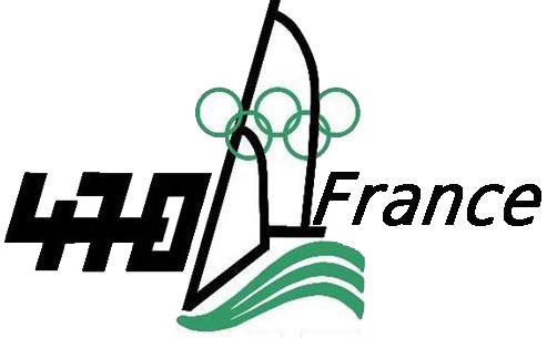 470 france club nautique plouguerneau finistère bretagne loisir voile sport